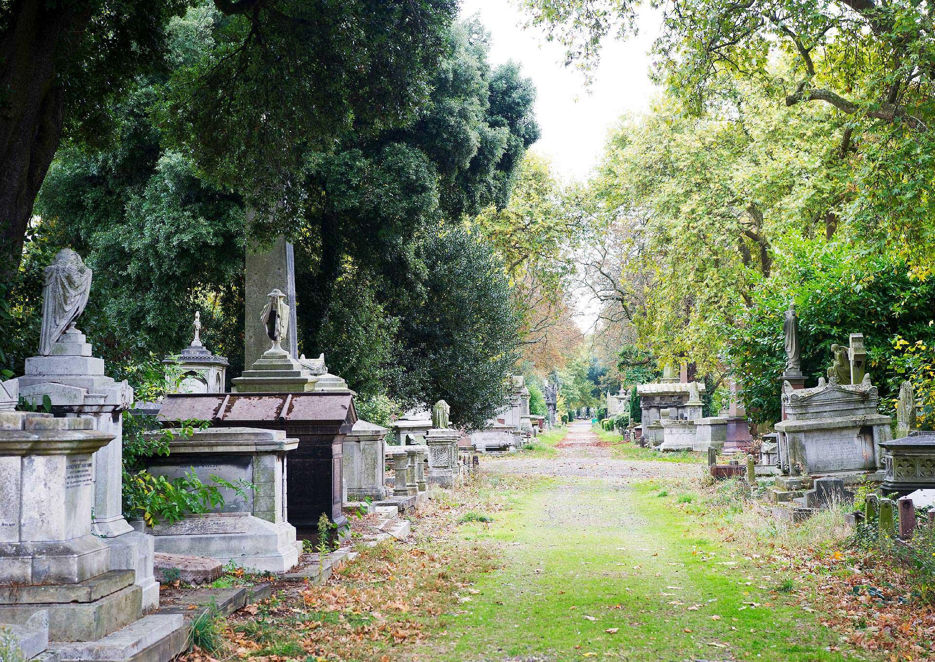 cemetery design service